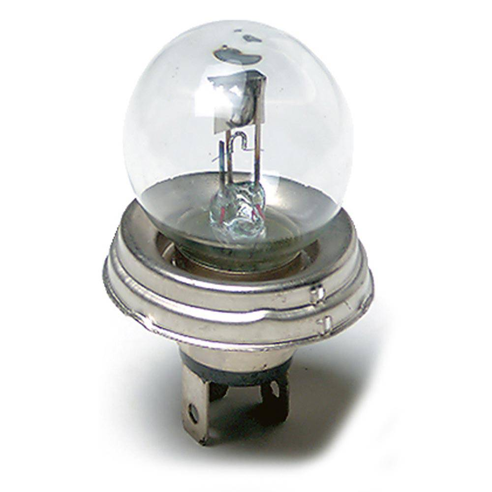 EUROPEAN HEADLIGHT BULB 40/45 12V – WHITE