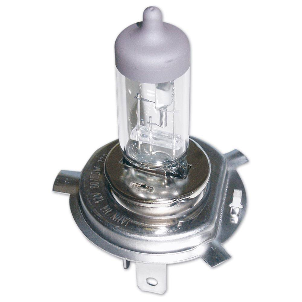 LAMPE H4 12V 60/55W - BLANC