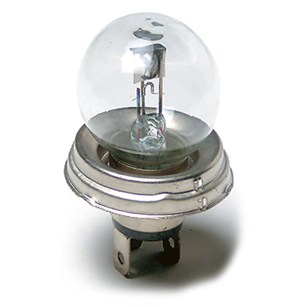 EUROPEAN HEADLIGHT BULB 6V 40/45W – WHITE