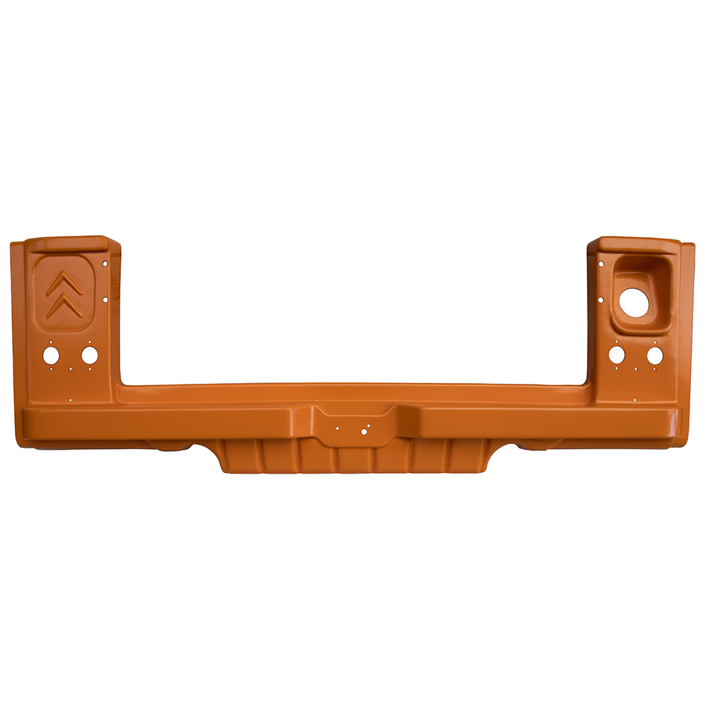MEHARI NEW MODEL REAR PANEL – ASA KIRGHIZ ORANGE