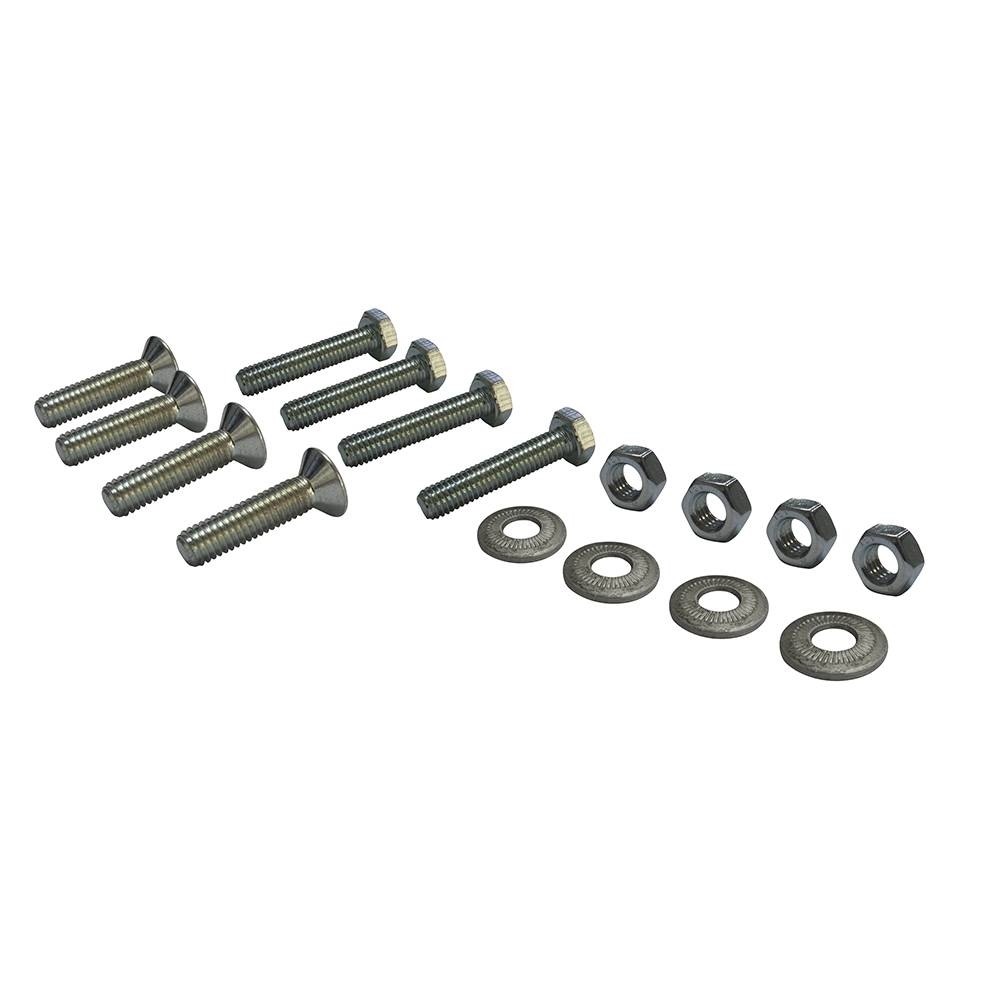 MEHARI BOOT HINGE SCREWS (8 PIECES)