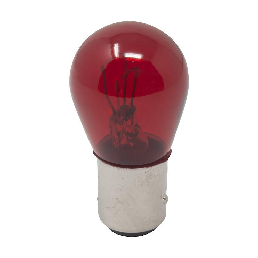 LAMPE 12V 5/21W - ROUGE