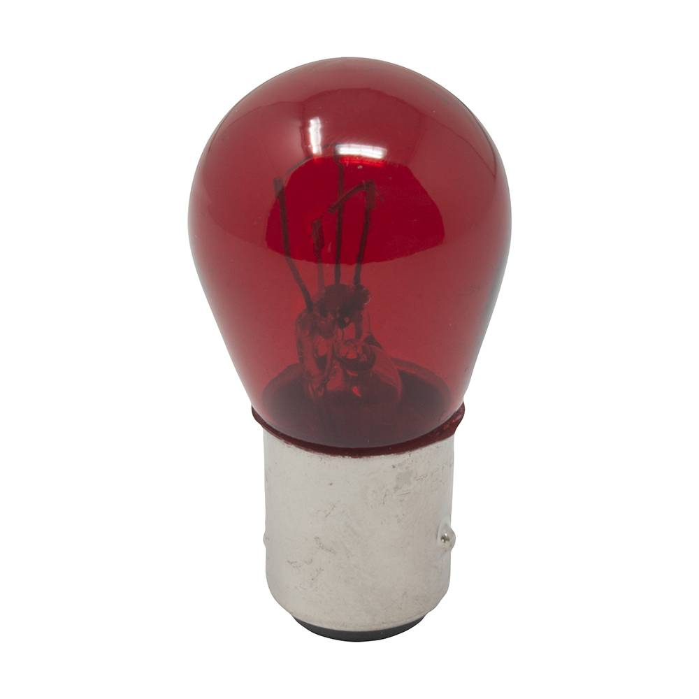 LAMPADA ROSSA 12V 5/21W - ROSSO