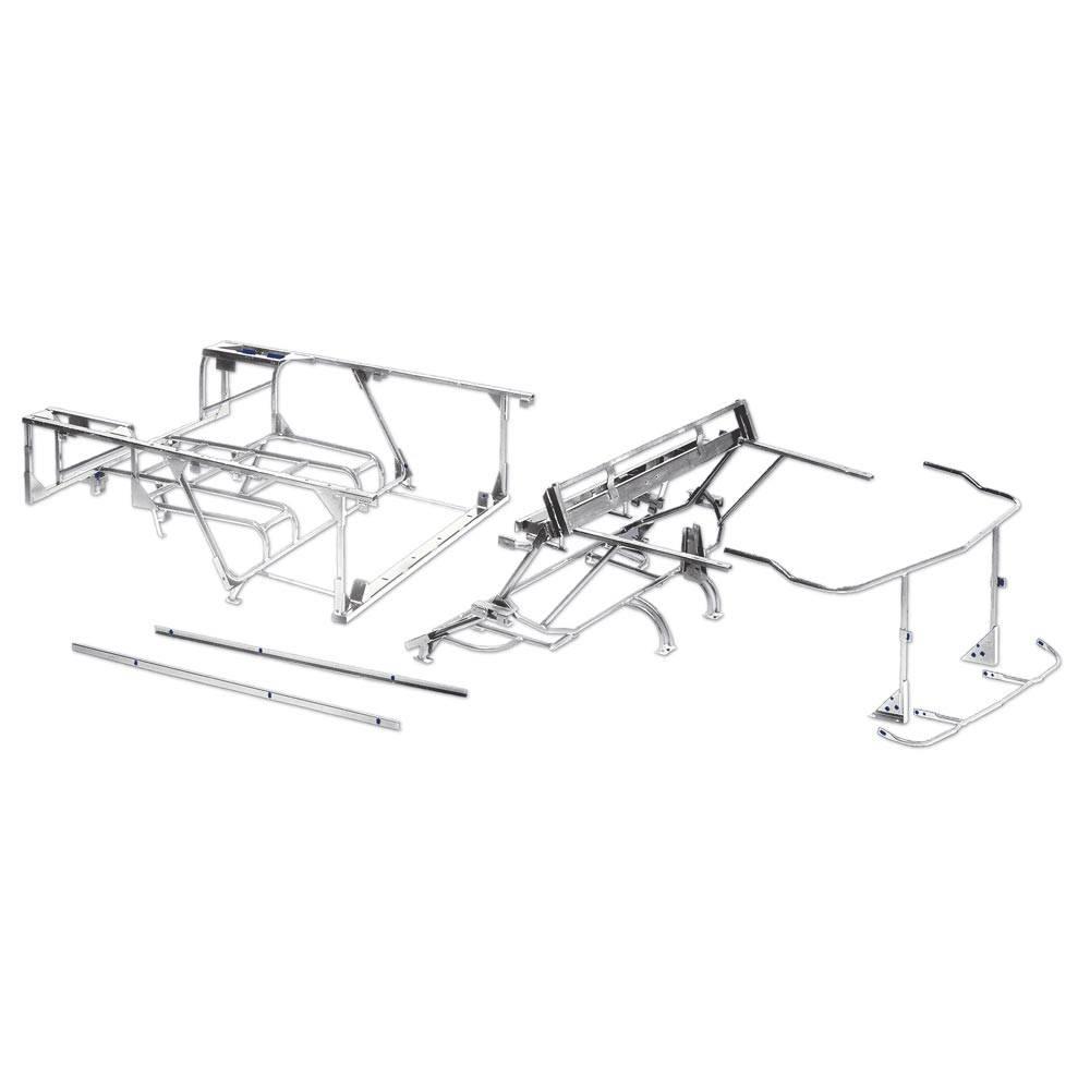 vente ensemble chassis tubulaire anc mod galvanise 2cv mehari club cassis. Black Bedroom Furniture Sets. Home Design Ideas
