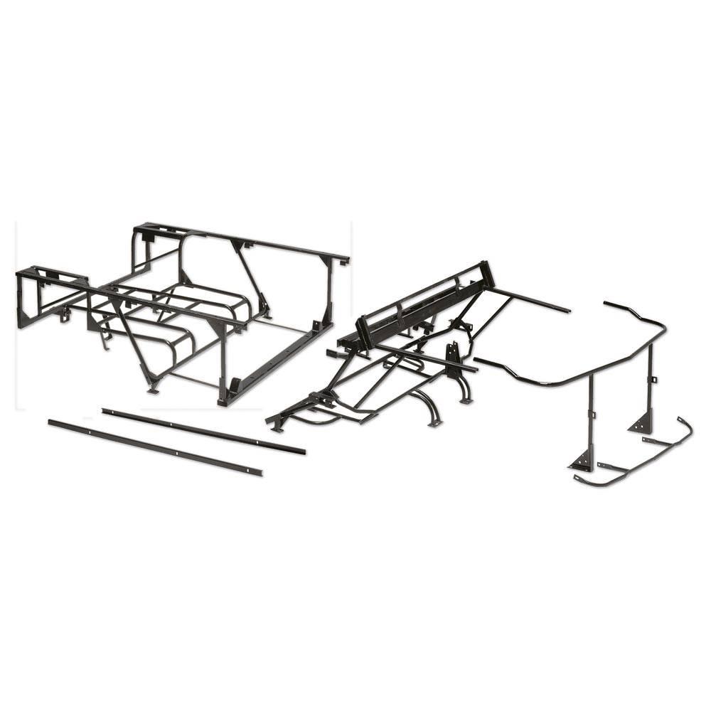 vente ensemble chassis tubulaire nou mod noir 2cv mehari club cassis. Black Bedroom Furniture Sets. Home Design Ideas