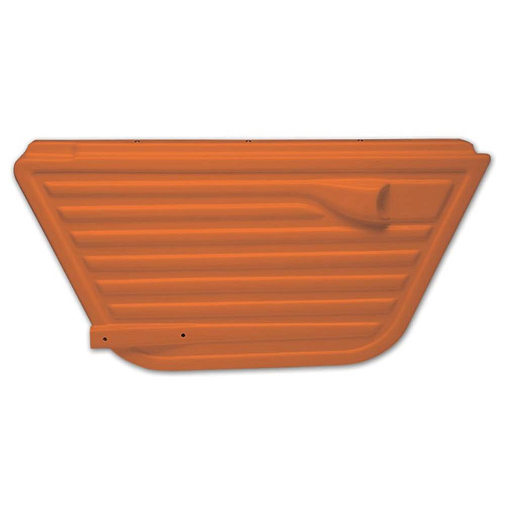 PORTE GAUCHE MEHARI ANTI UV ORANGE KIRGHIZ