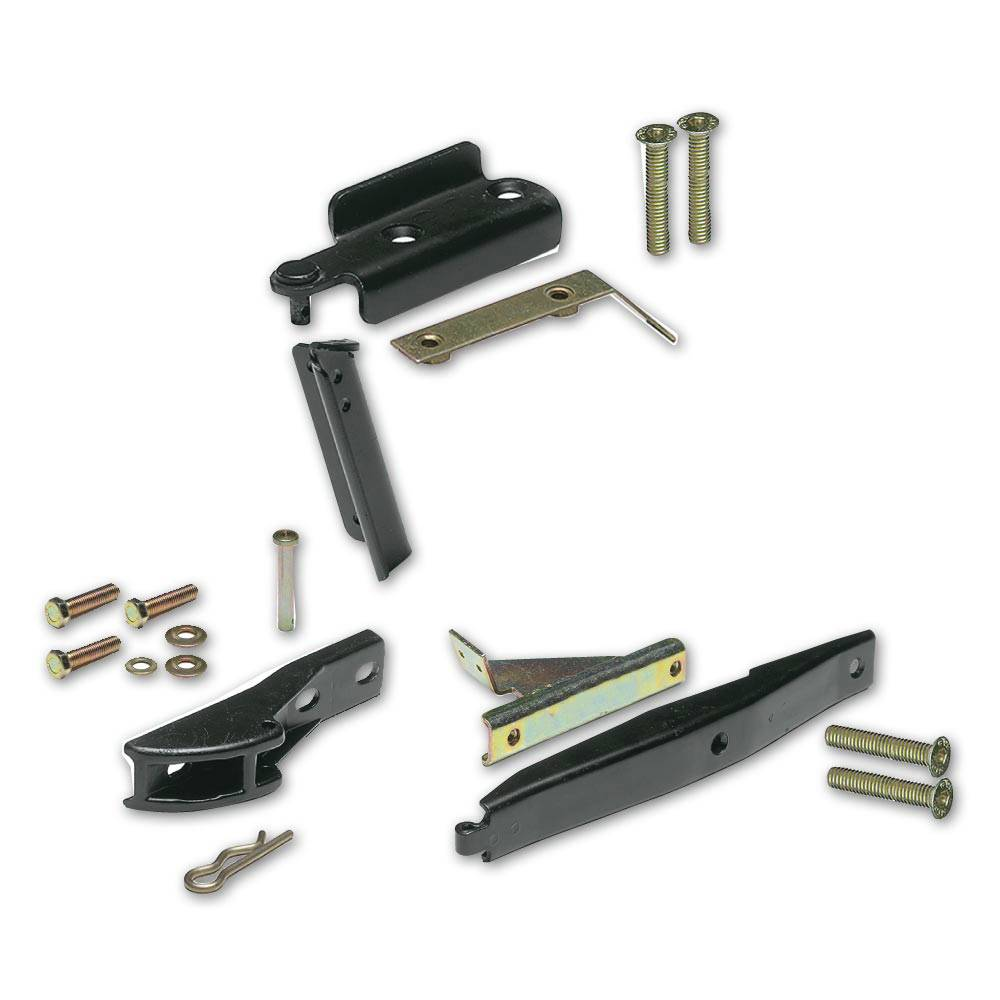 MEHARI NEW MODEL LEFT DOOR HINGE SET