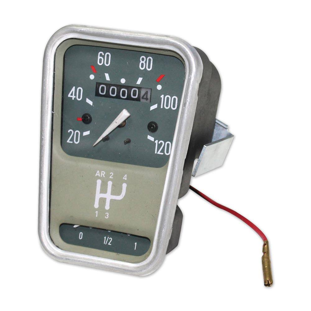 SMALL 12V KM SPEEDOMETER