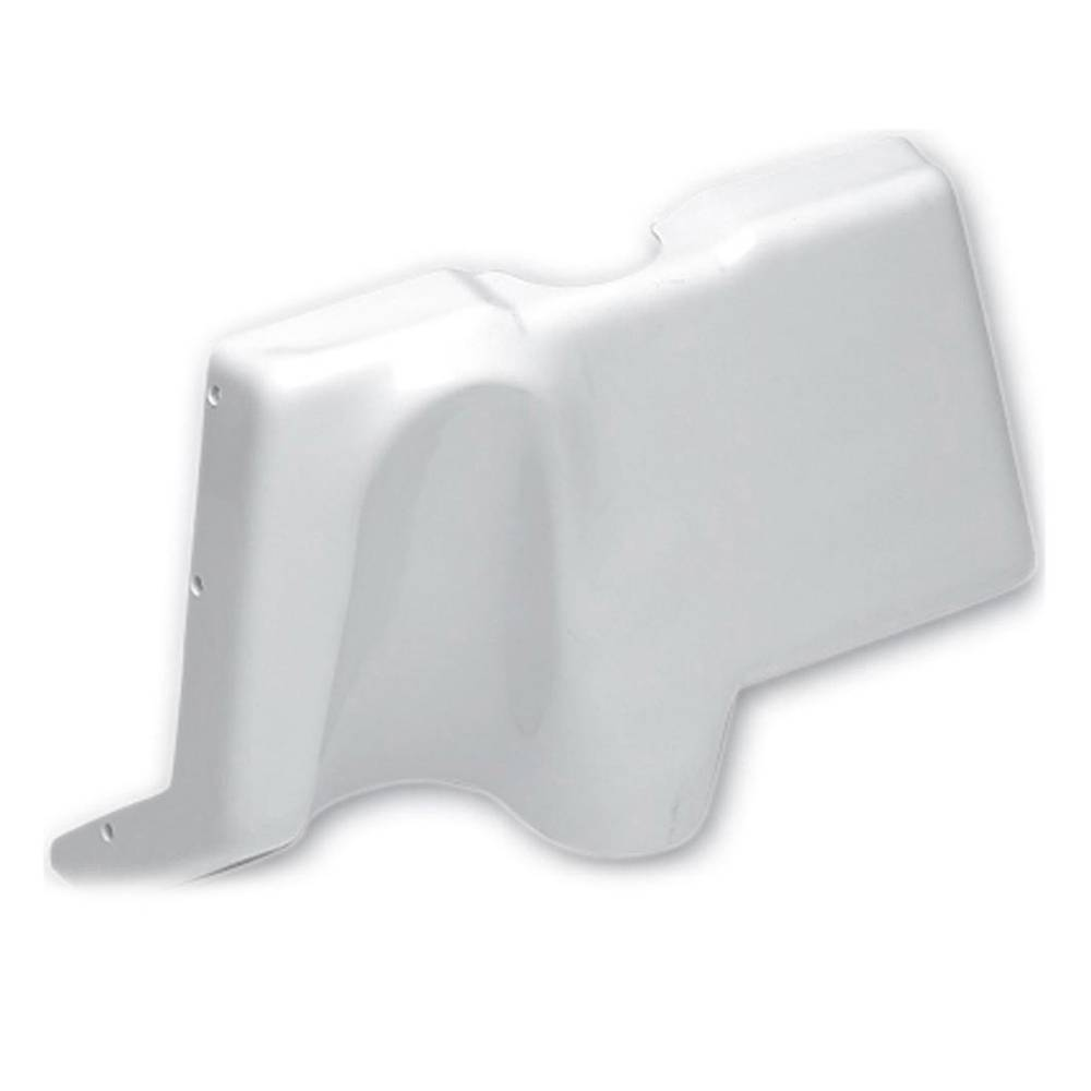 MEHARI STEERING COLUMN COVER – ASA UNPAINTED