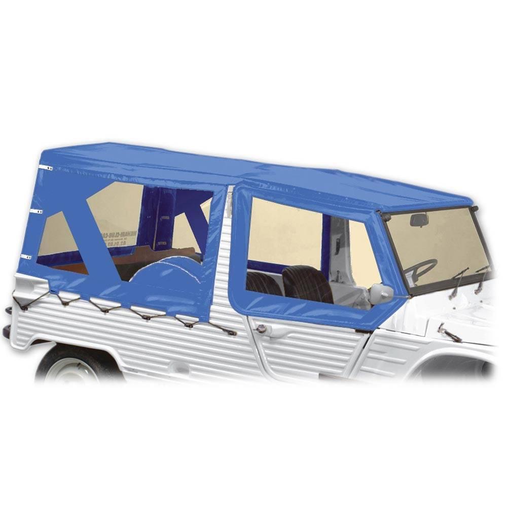 vente kit transformation mehari azur bleu gitane mehari club cassis. Black Bedroom Furniture Sets. Home Design Ideas