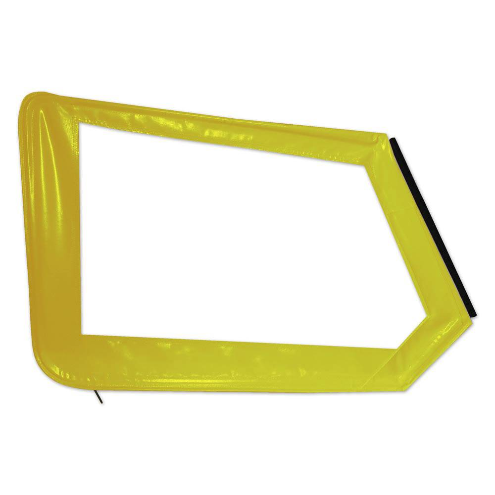 MEHARI ORIGINAL UPPER RIGHT DOOR - YELLOW