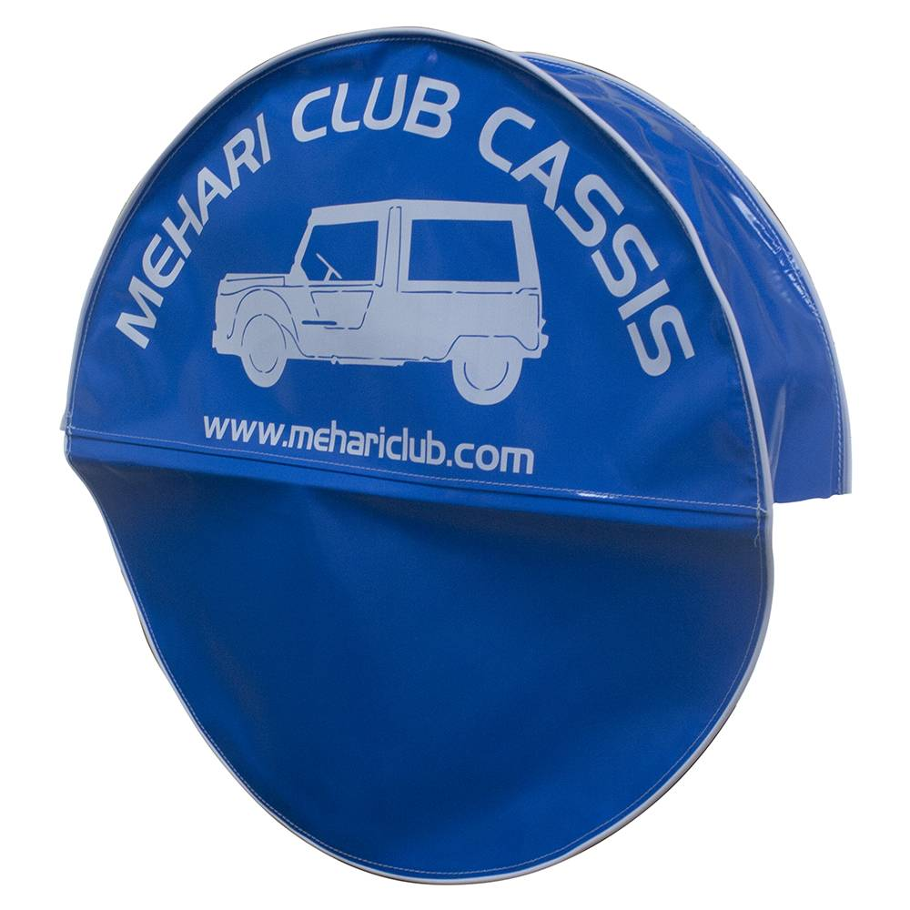 MEHARI SPARE WHEEL COVER - GITANE BLUE