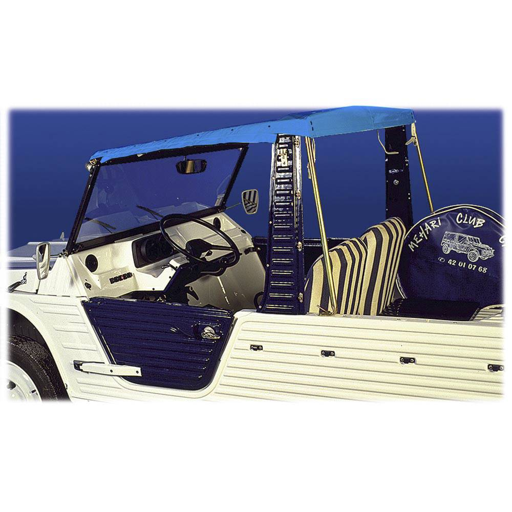 TOIT PICK UP                             BLEU GITANE