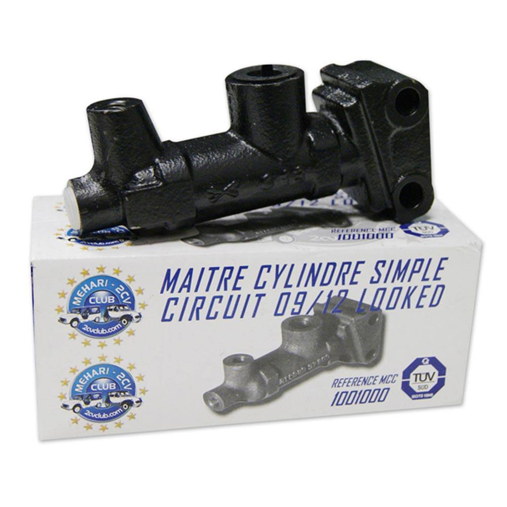 MAITRE CYLINDRE 9/12 LOOKED SIMPLE CIRCUIT NU