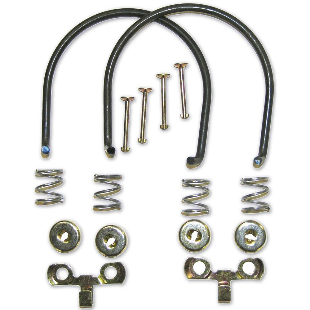 REAR BRAKE SHOES FIXING KIT
