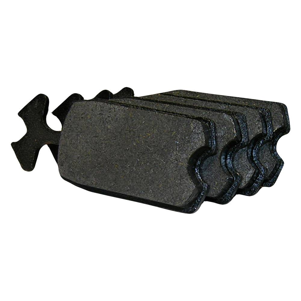 FOOT BRAKE PADS (4 PIECES)