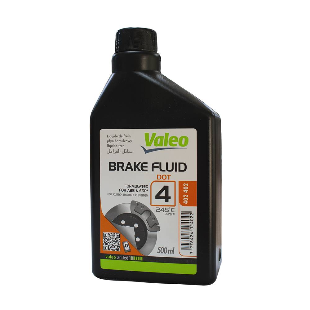 BRAKE FLUID LOCKHEED (0.5L BOTTLE)