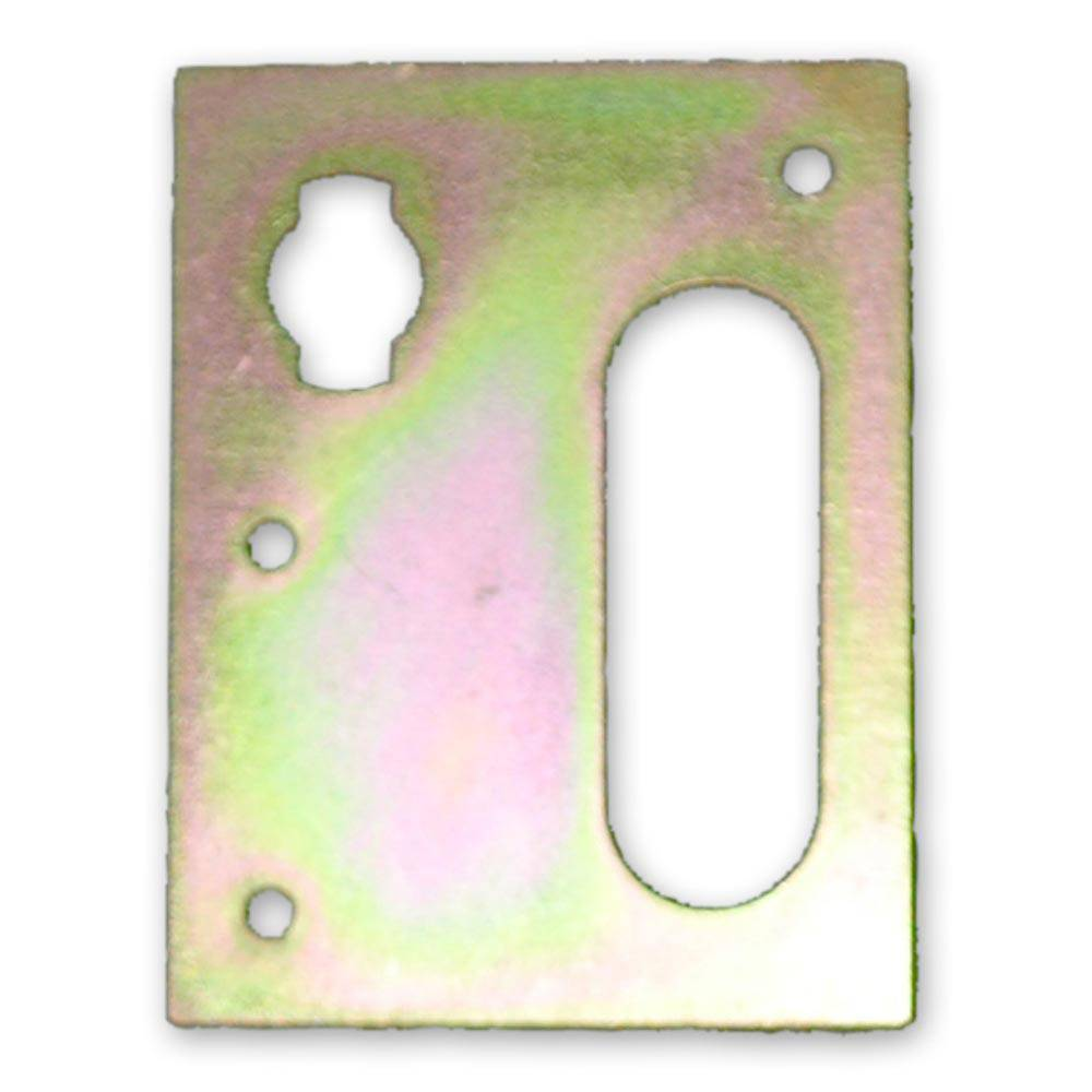ACCELERATOR CABLE PLATE