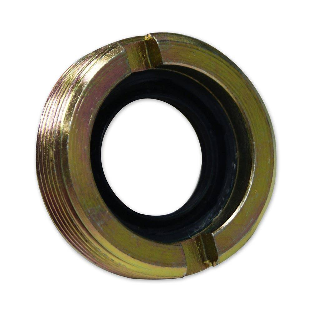 STEERING PINION NUT (WITH SEAL)