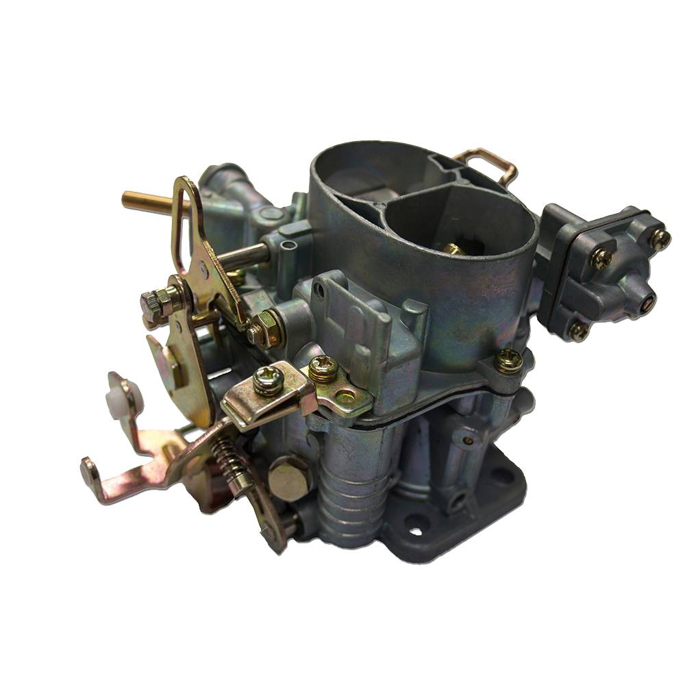 TWIN CARBURETTOR