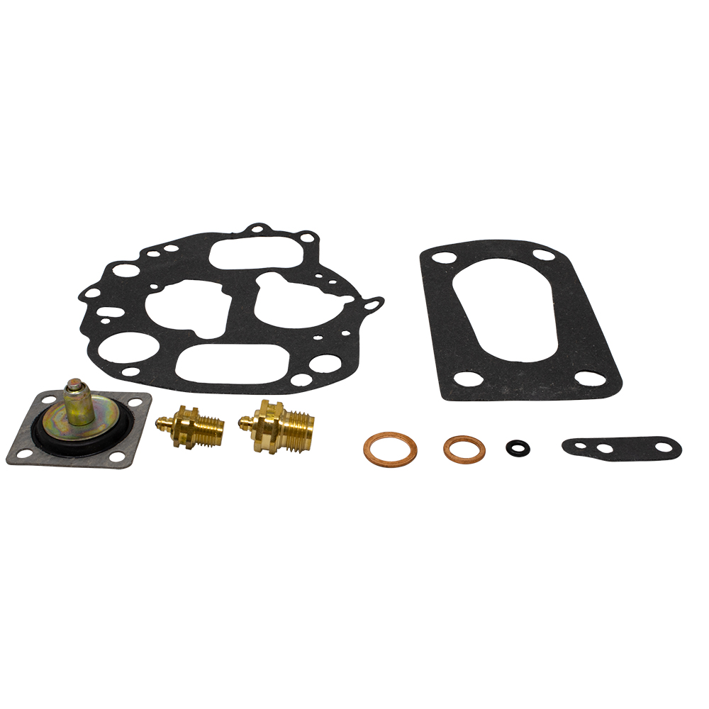 TWIN CARBURETTOR REPAIR KIT (NEELDE VALVE DIA 11)