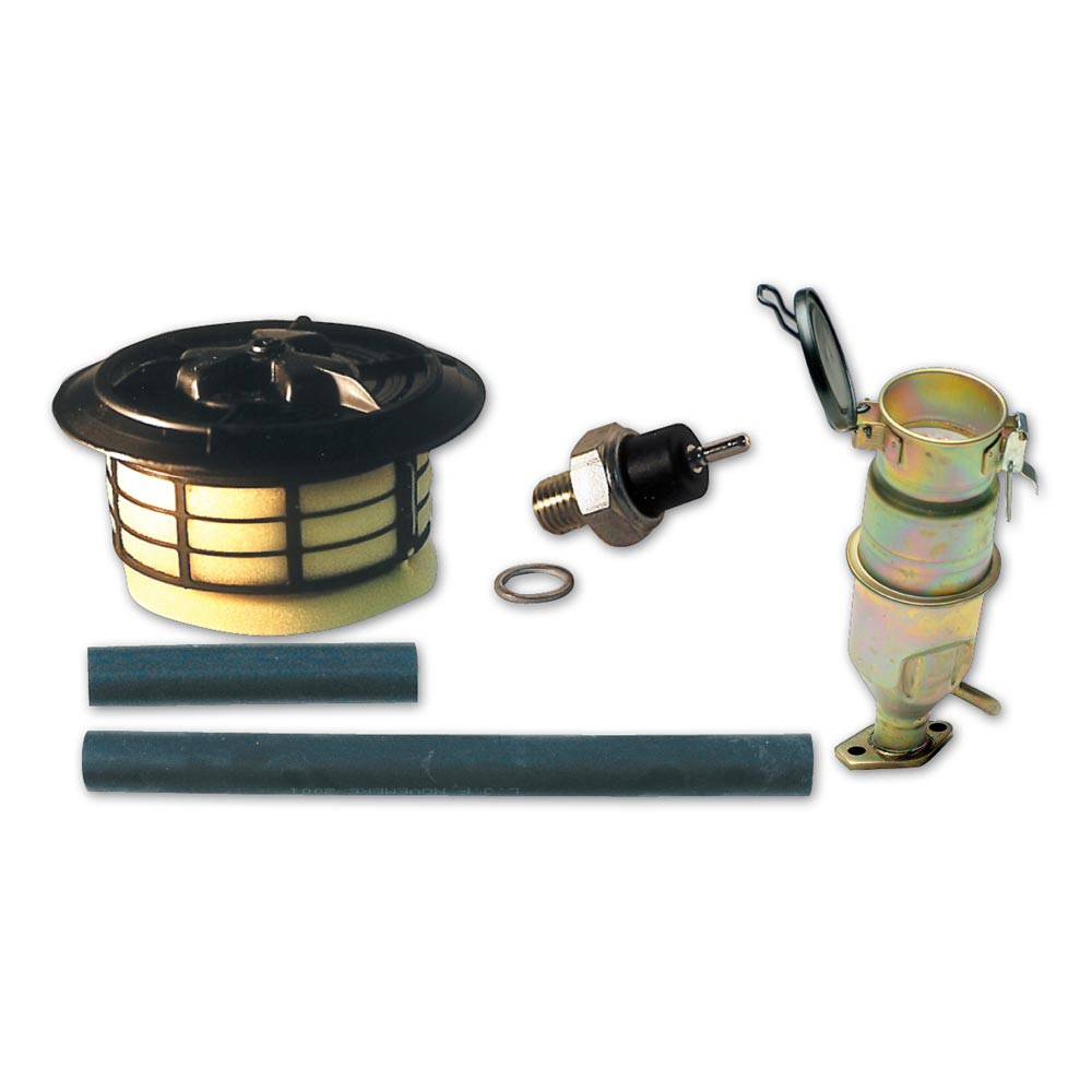 MEHARI ENGINE SERVICE KIT WITH NEW MODEL AIR FILTER