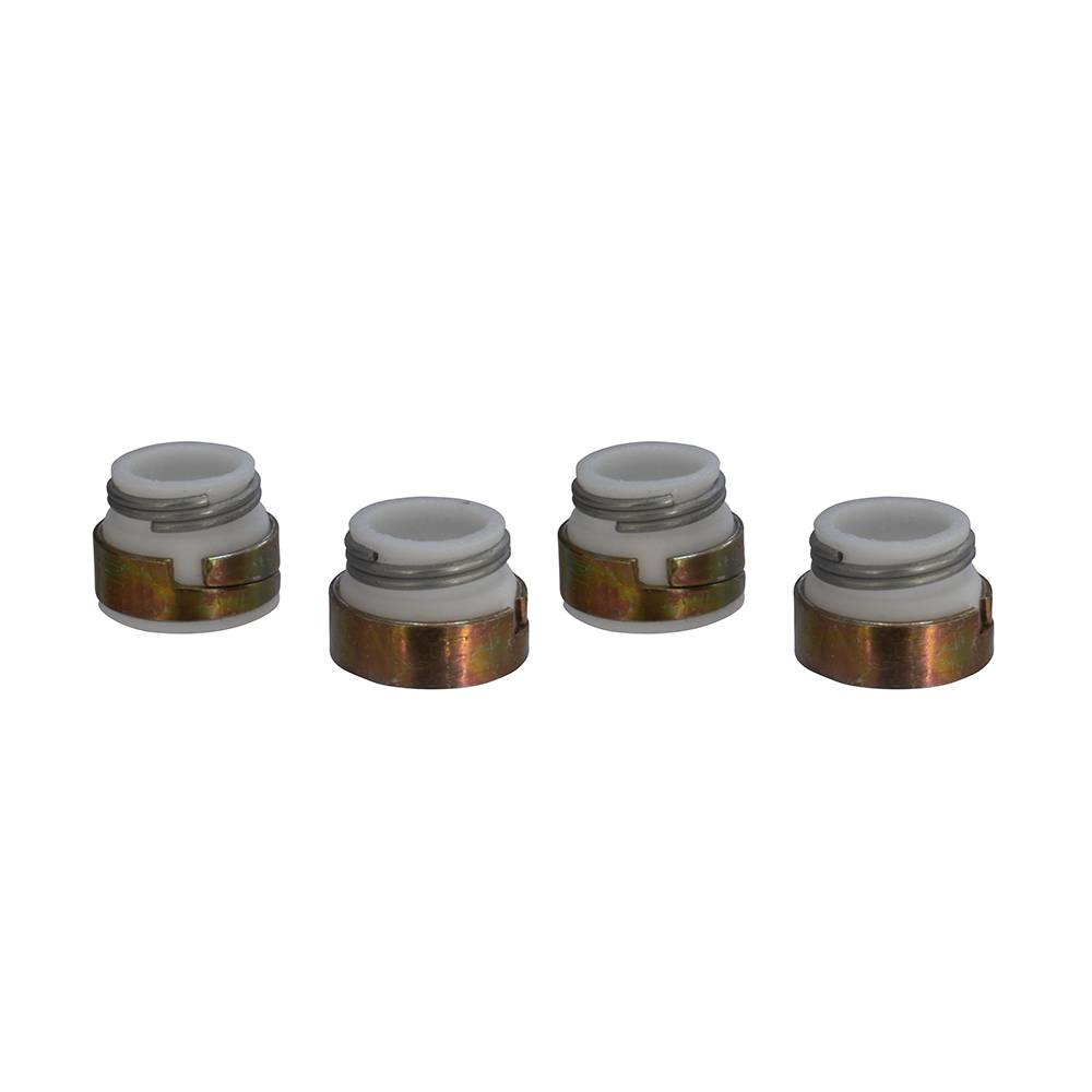 VALVE STEM OIL SEALS SET (4 PIECES)