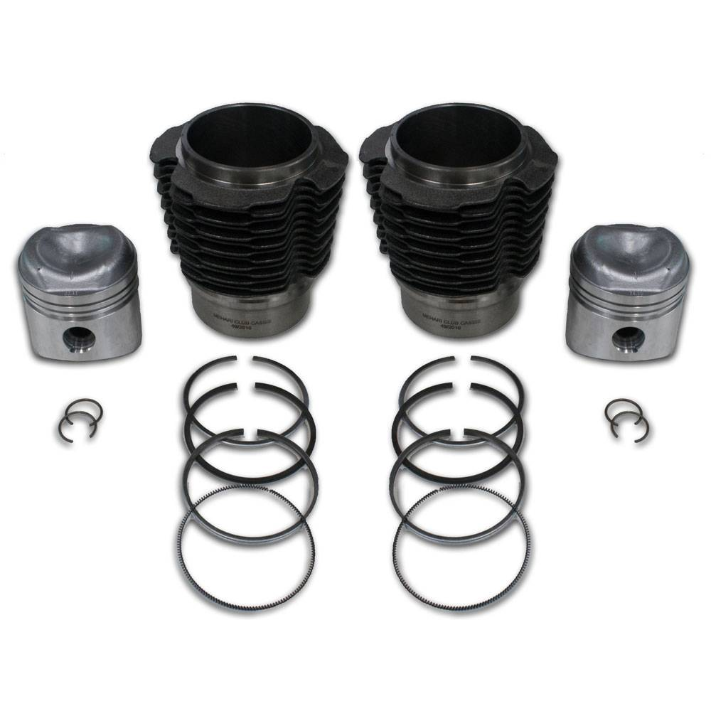 BARREL AND PISTON SET 602CC  (MADE IN FRANCE)