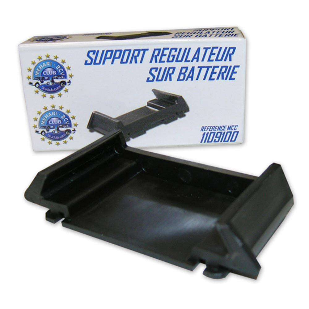 SUPPORT REGULATEUR SUR BATTERIE