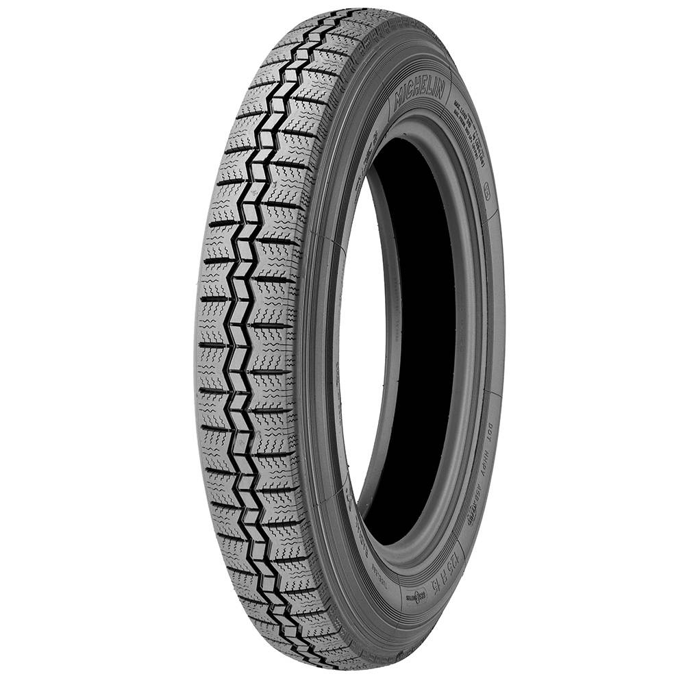 PNEU MICHELIN X 125R15  (tubeless)
