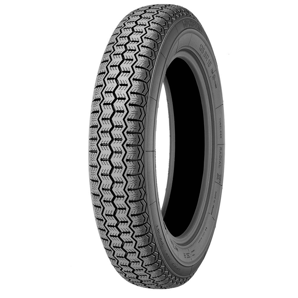 PNEU MICHELIN ZX 135R15   (tubeless)