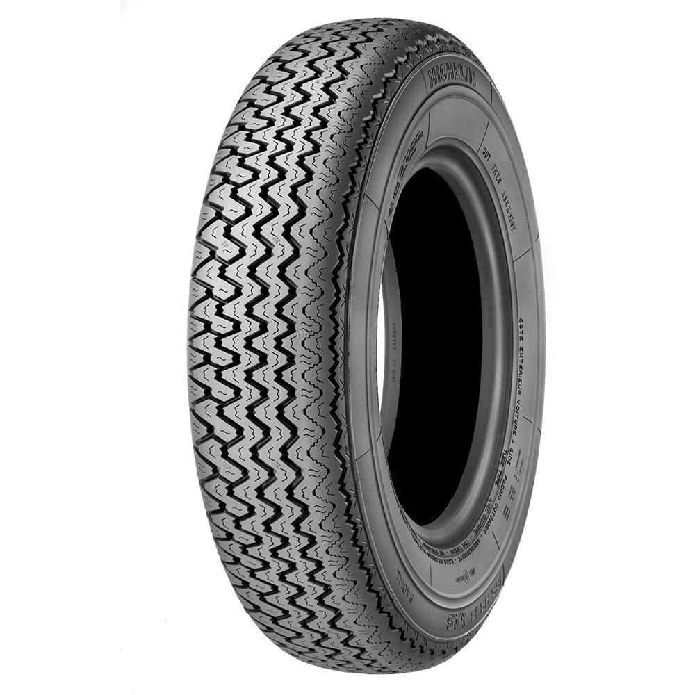 Pneu Michelin  165 HR 15 XAS TT 86 H