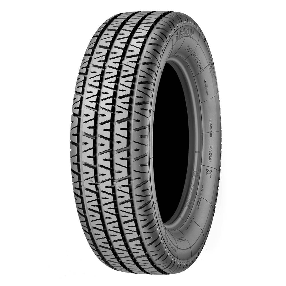 NEUMATICO MICHELIN 220/55 VR 390 TRX-B TL 88 W