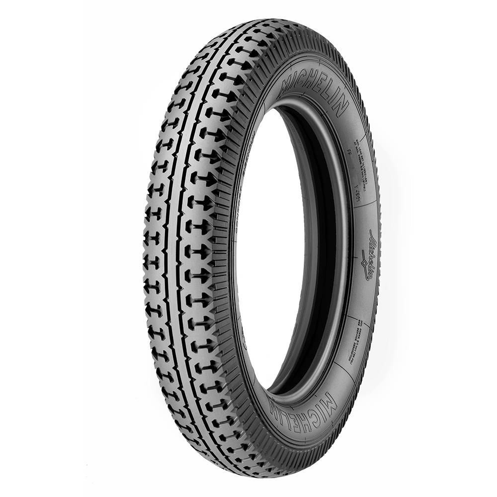 Michelin double rivet tire 5.50/6.00 x 21