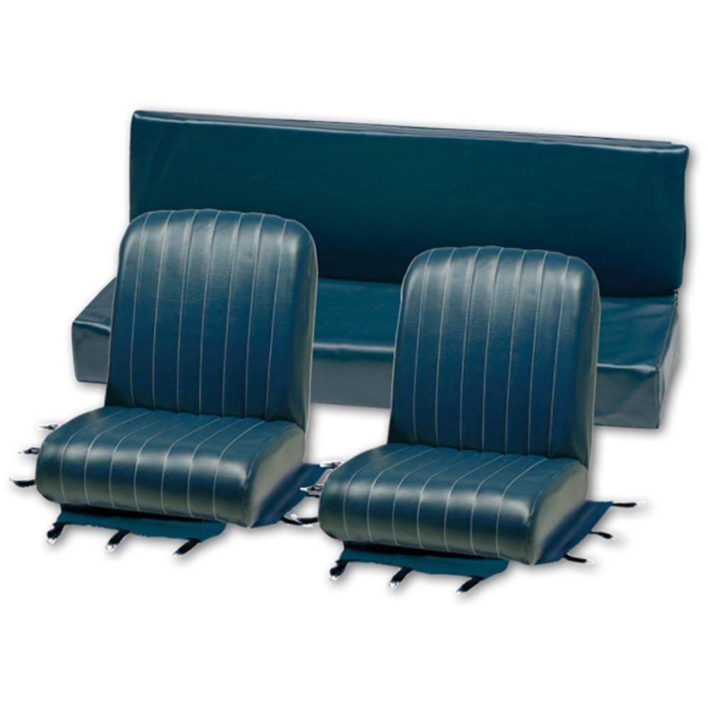 MEHARI SEAT COVER SET -  ABYSSE BLUE