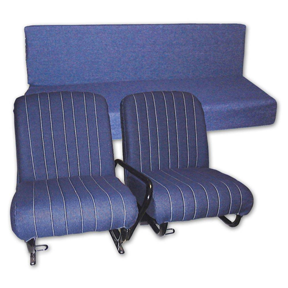 MEHARI SEAT COVER SET -  DENIM