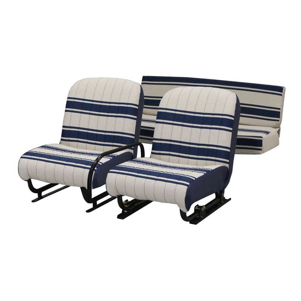 vente siege mehari france 3 ensemble de 3 2cv mehari club cassis. Black Bedroom Furniture Sets. Home Design Ideas
