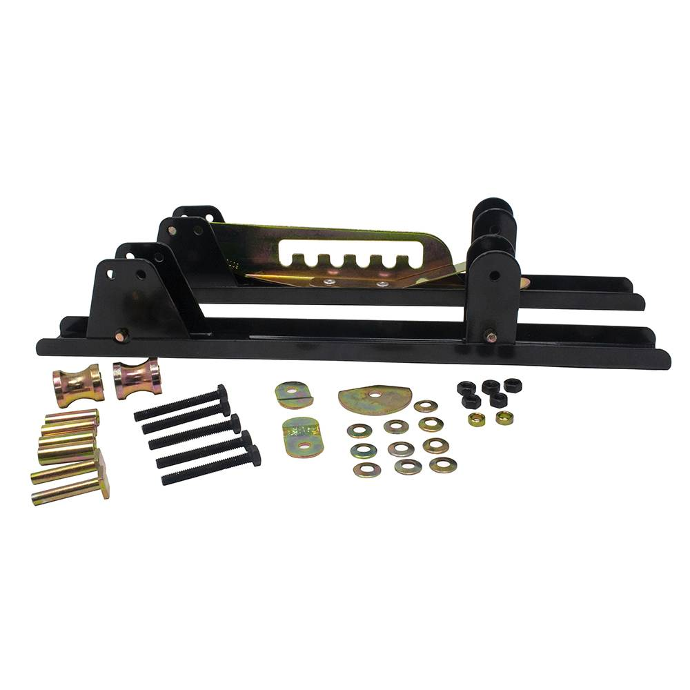 MEHARI FRONT LEFT SEAT RAIL SET