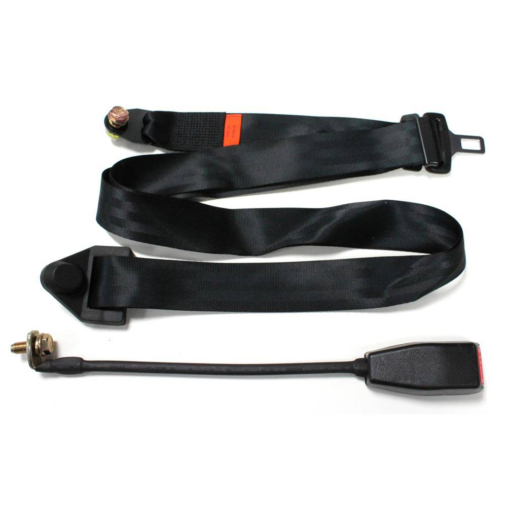 CEINTURE SECURITE 3 POINTS FIXE ADAPTABLE