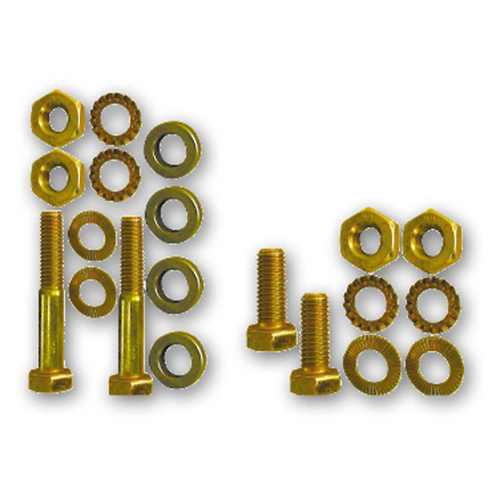 REAR SEAT BELT BOLT KIT