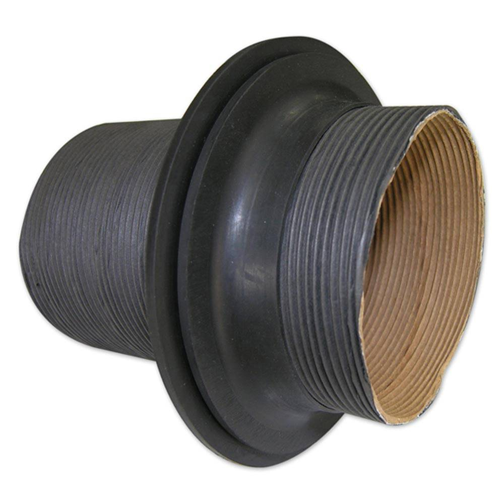 HEATER TUBE INNER WING RUBBER SEAL