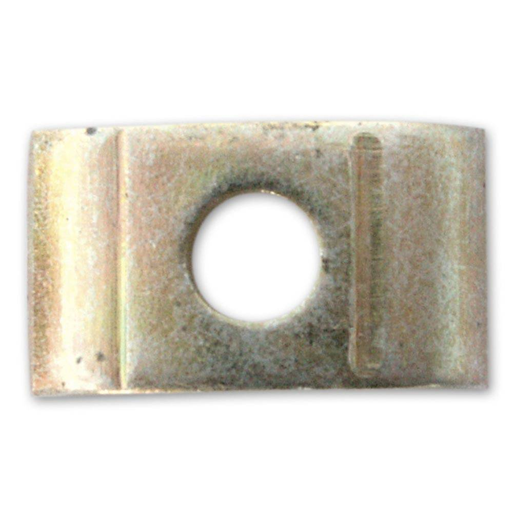 HEATER EXCHANGER CABLE CLAMP FOR 1 CABLE