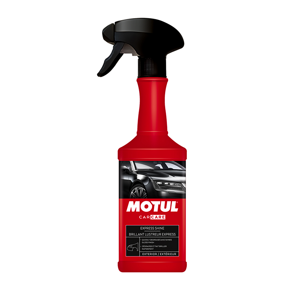 Motul Express Gloss Cleaner (500ml)
