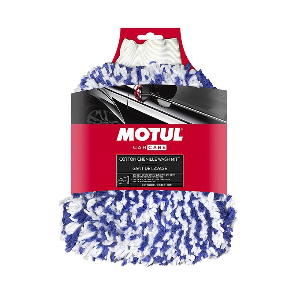 Motul wash glove