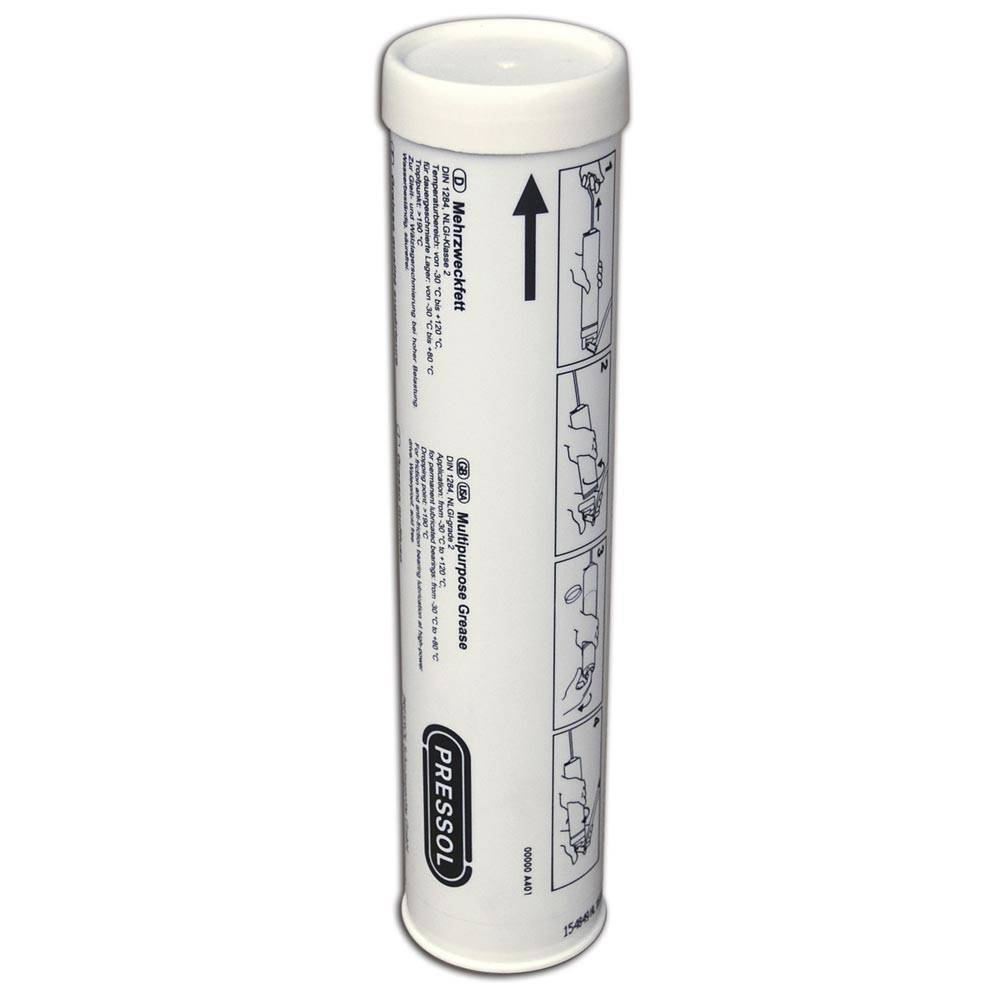 GREASE (CARTRIDGE TUBE 0.4KG)