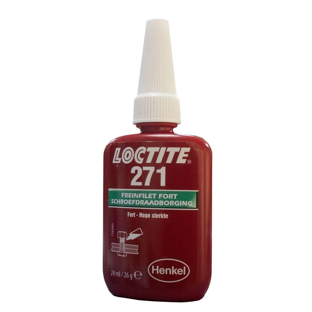 Bloqueador tuerca Loctite 271 (24 ml)