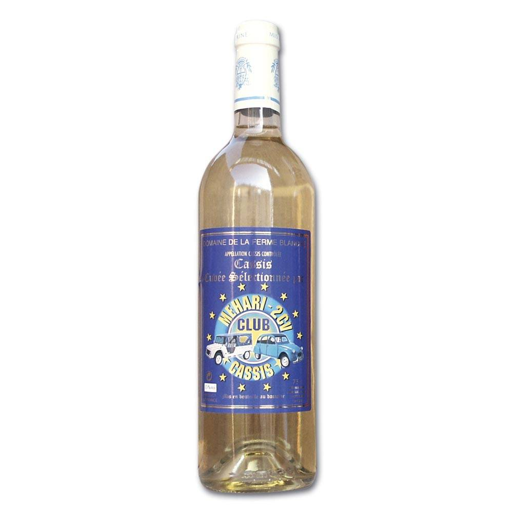 VIN BLANC MEHARI CLUB 75 cl