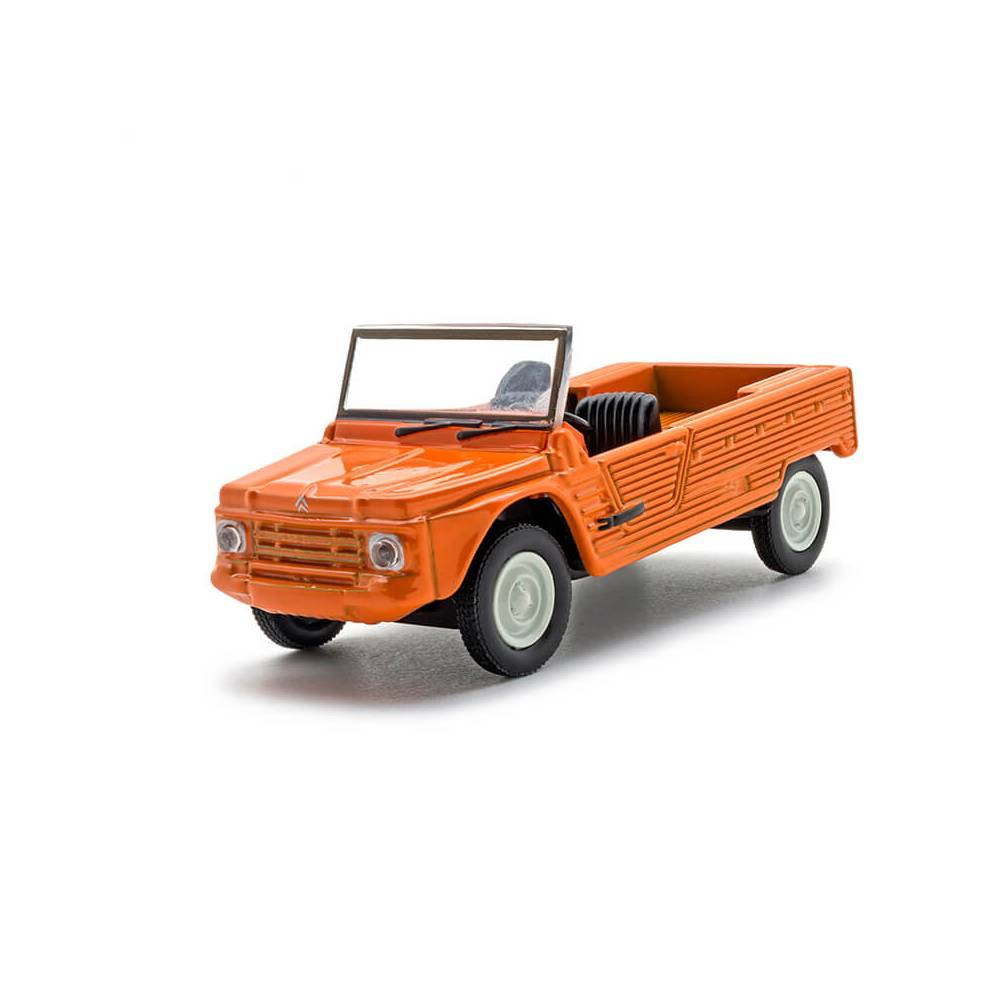 vente miniature citroen mehari orange mehari club cassis. Black Bedroom Furniture Sets. Home Design Ideas