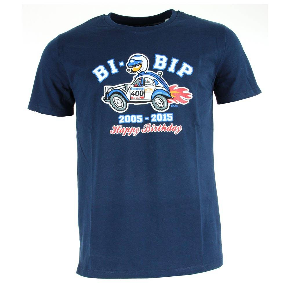 T-SHIRT HOMME BIP BIP MARINE TAILLE S