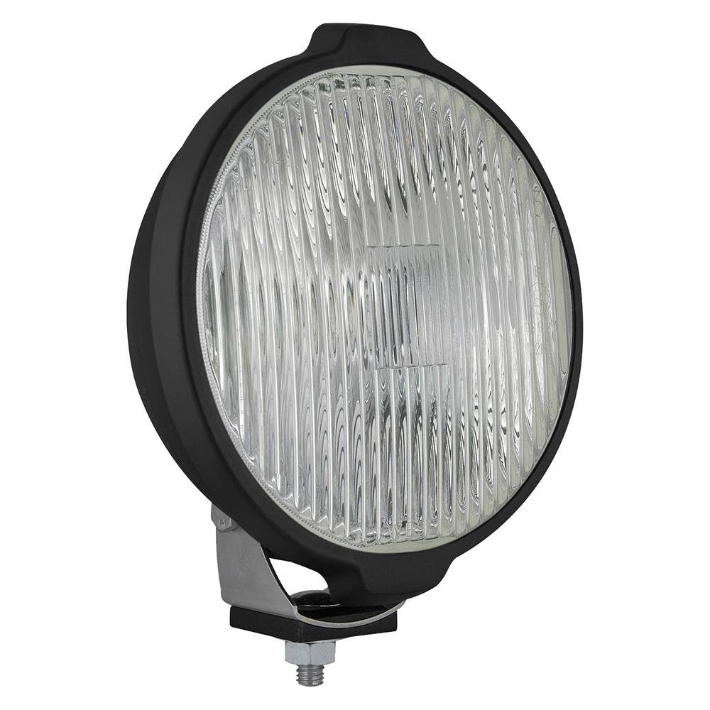 PROJECTEUR ADDITIONNEL ANTI-BROUILLARD HALOGENE NOIR Ø183mm